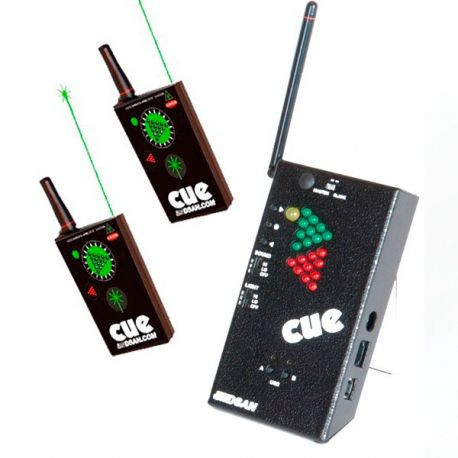 Kit Perfect Cue MINI Laser Vert