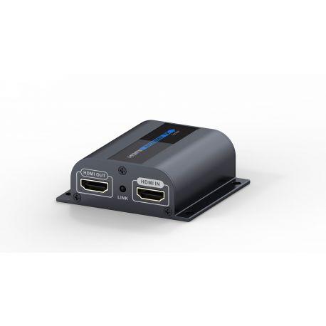 LKV372Pro Extendeur HDMI Réseau avec Boucle locale & IR